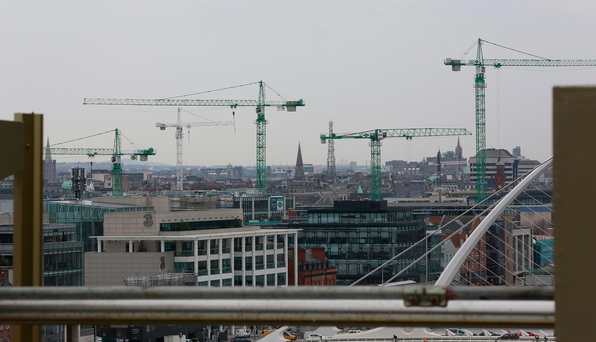 Different outlook: Earnings figures are stagnating in Ireland despite claims by the State's statisticians that the country's economy is expanding rapidly Photo: Frank Mc Grath