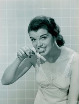 Get into good habits to protect your teeth.