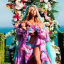 Mommy dearest: Beyonce shuttled her twins Sir Carter and Rumi into the light of celebrity Photo: Beyonce/Instagram/PA Wire