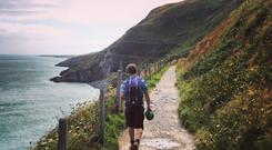 The Bray to Greystones walk