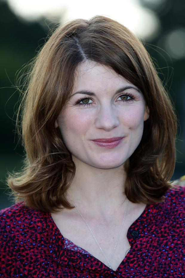 Jodie Wittaker has been named the star of Dr Who