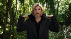 Jodie Whittaker will play the 13th Dr Who