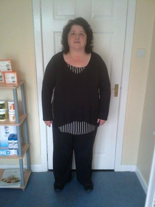 Olivia once weighed more than 21st before going on to lose 10st in 10 months.