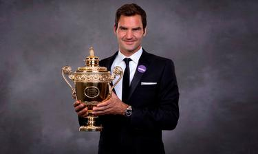 Roger Federer woke up with a serious hangover after celebrating