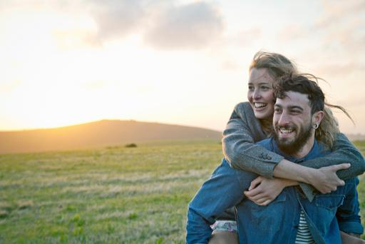 Strong relationships are the key to happiness