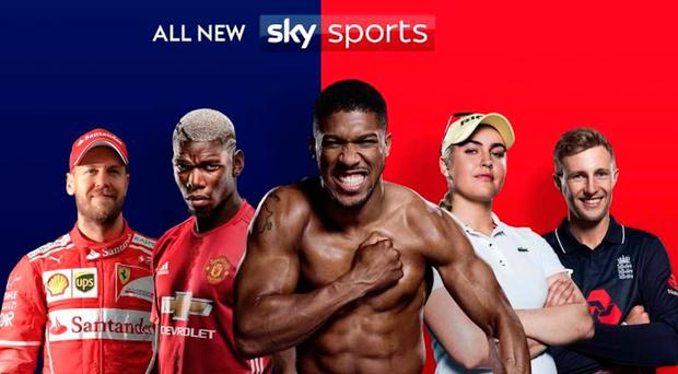 Sky Sports set for a big overhaul this week