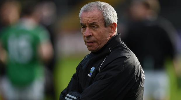 Former Fermanagh manager Pete McGrath. Photo: Philip Fitzpatrick/Sportsfile
