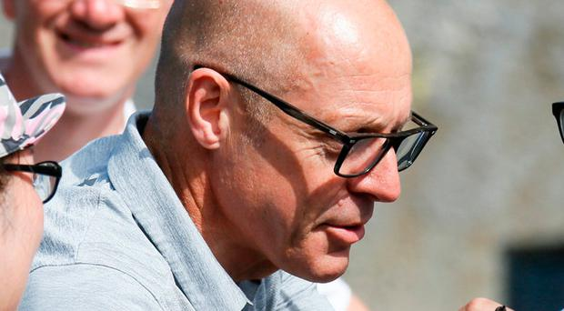 """Brailsford: """"You're not invited."""