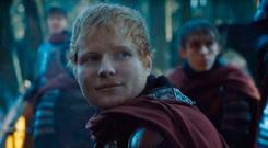 Ed Sheeran appears in the opening episode of season seven of 'Game of Thrones'