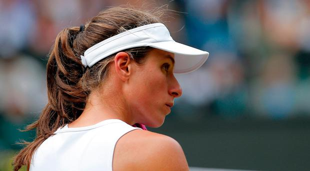Furious BBC listeners condemn Radio 4 presenter after 'disgraceful' Johanna Konta interview