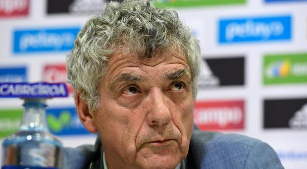 Spanish FA president Angel Maria Villar 'arrested on corruption charges'