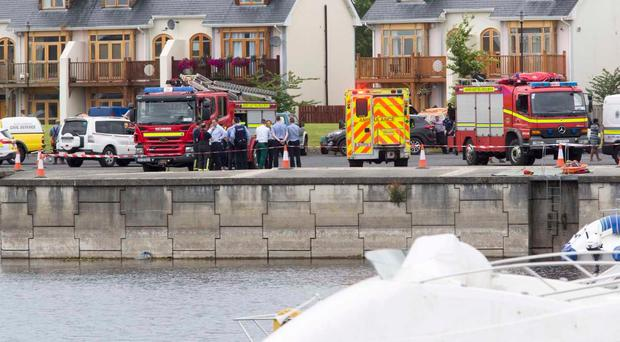 Community in shock after teenage boy drowns in River Shannon