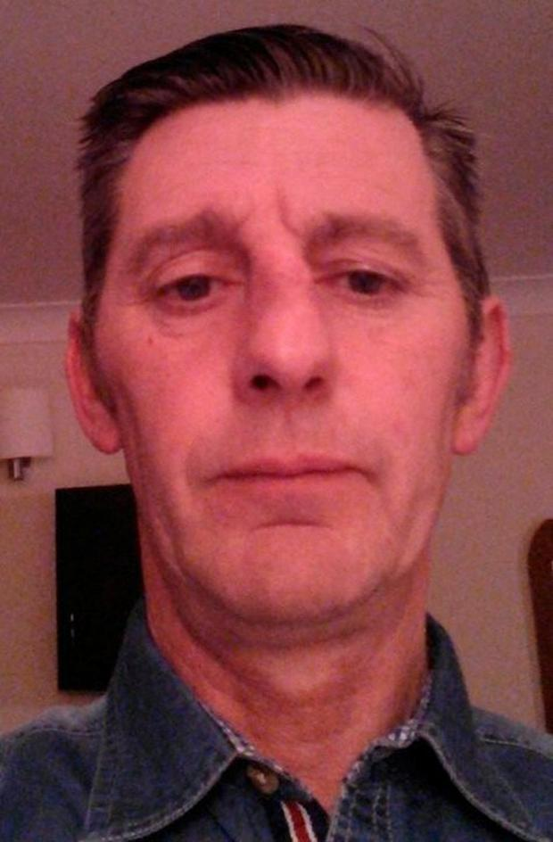 Murder victim Dermot Byrne (56) was a father of three
