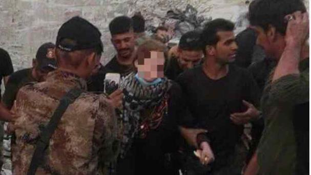 Hundreds of suspected IS militants held in stifling, disease-ridden prisons