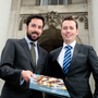 Eoghan Murphy TD, Minister for Housing, Planning and Local Government and Padraig W. Rushe, CEO, Initiative Ireland
