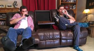 The Tully twins on Gogglebox