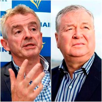 Michael O'Leary has defended Ryanair's seating policy
