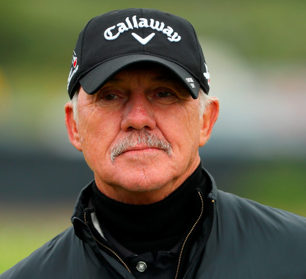 Noted golf coach Pete Cowen. Photo: Andrew Redington/Getty Images