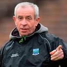 Pete McGrath. Photo by Philip Fitzpatrick/Sportsfile