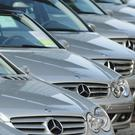 Mercedes have significantly increased sales in Ireland over the past few years. Photo: GETTY