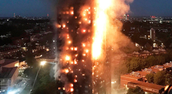 The huge fire at Grenfell Tower, in west London, left at least 80 people dead. Photo: Gurbuz Binici/Getty Images