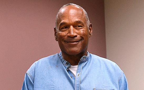 OJ Simpson has been granted parole