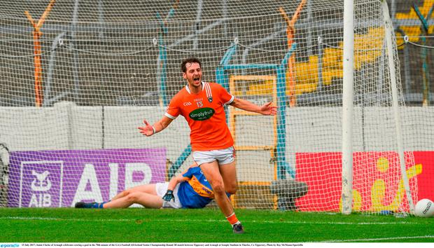 Jamie Clarke of Armagh. Photo by Ray McManus/Sportsfile