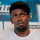 Usain Bolt's management said that it had no role in De Grasse's exclusion from the race. Photo: Reuters/Eric Gaillard