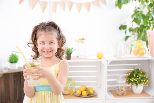Girl, 5, fined £150 for running homemade lemonade stall