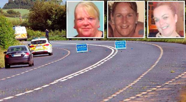 Three women have died in a auto crash in County Louth