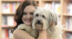 Ashleigh Butler with Pudsey