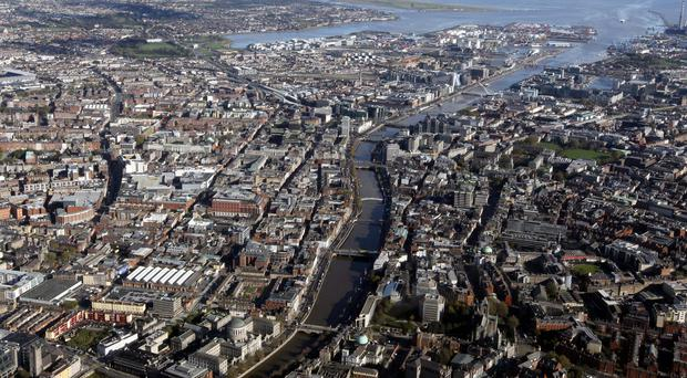 One of the country's biggest employers of new graduates has been forced to introduce interest-free loans to help new recruits secure rental accommodation in Dublin.