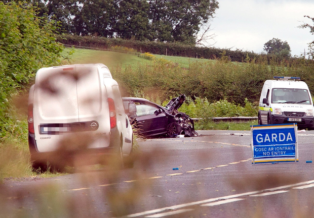 Three women have died in a vehicle crash in County Louth