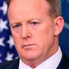 Former White House press secretary Sean Spicer Photo: JIM WATSON,MANDEL NGAN/AFP/Getty Images