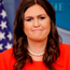 Sarah Huckabee Sanders, the new press secretary Photo: Chip Somodevilla/Getty Images