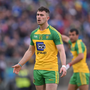 Paddy McBrearty of Donegal during the Ulster GAA Football Senior Championship Semi-Final game between Donegal and Monaghan at Kingspan Breffni Park in Cavan. Photo by Ramsey Cardy/Sportsfile