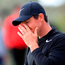 Rory McIlroy blamed mental errors for his failure to capitalise on Friday's momentum. Photo: PA Wire