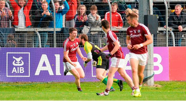 GAA: Galway beat Donegal in 4-17 to 0-14 qualifier win