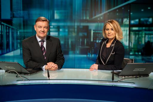 PAY PACKETS: Sharon Ni Bheolain has confirmed that fellow RTE newscaster Bryan Dobson is paid a much larger salary than she receives