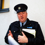 Former Garda press officer Dave Taylor Picture: Collins Dublin.