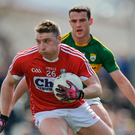 Brian Hurley in action for Cork