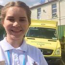 Anna Kern is now a physiotherapy student at the Royal College of Surgeons