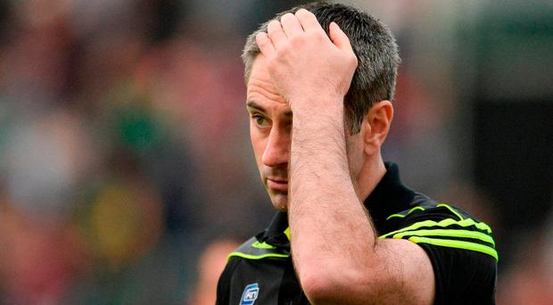 Rory Gallagher has left Donegal
