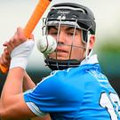 Seán Currie in action for Dublin Minors. Photo: Brendan Moran/Sportsfile