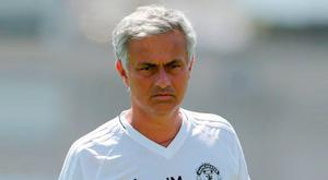 Manchester United manager Jose Mourinho. Photo: Lucy Nicholson/Reuters