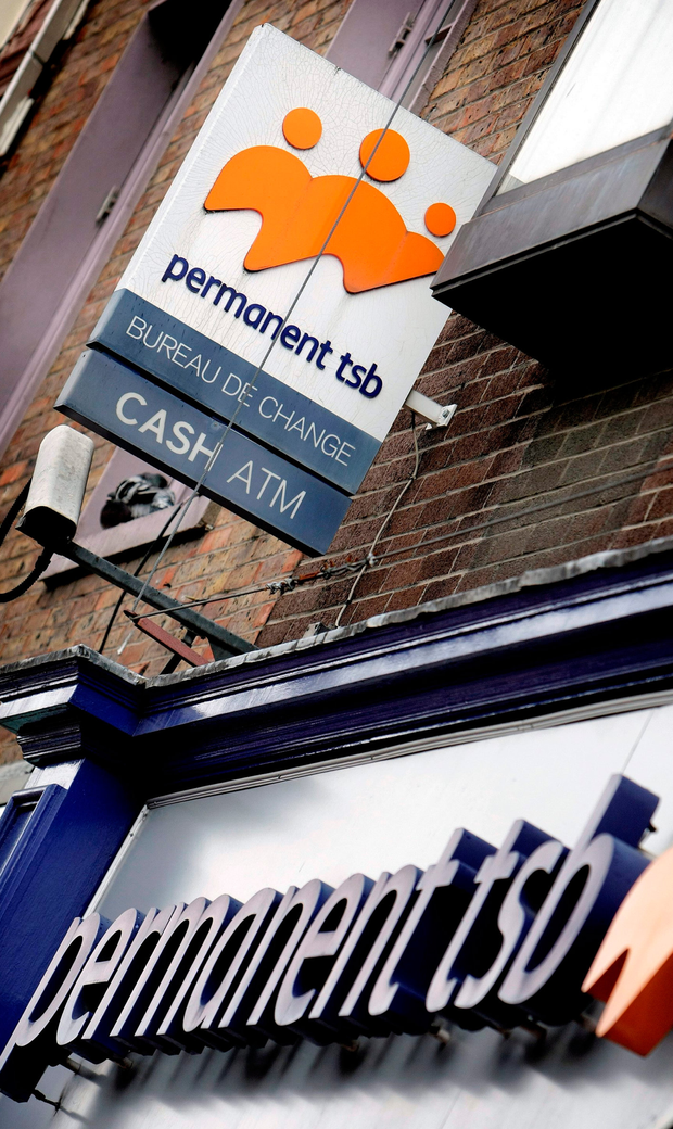 Permanent TSB is 75pc owned by the State. Stock picture