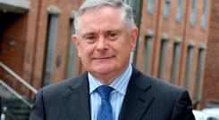 Labour leader Brendan Howlin Picture: Tom Burke