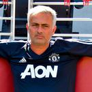 Manchester United manager Jose Mourinho. REUTERS/Alan Greth