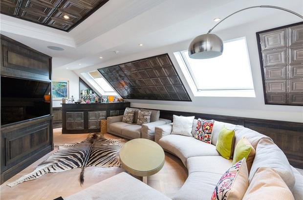 Penthouse 3, The Merrion Hotel