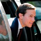 White House senior adviser Jared Kushner arrives for his appearance before a closed session of the Senate Intelligence Committee as part of the probe into Russian meddling in the US presidential election. Photo: Reuters